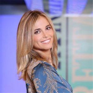 Foto di Francesca Fialdini, da La Vita in Diretta al Festival di Sanremo 2018?