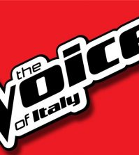 Foto con il logo di The Voice Of Italia 2018