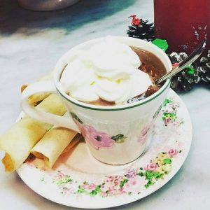Foto cioccolata calda Domenica in