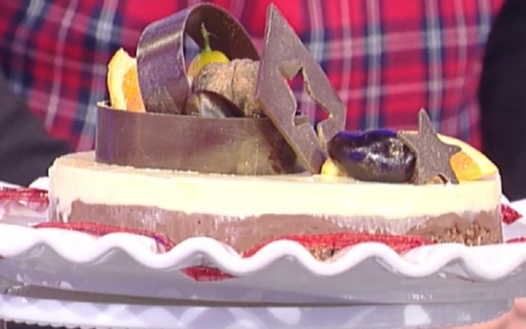 Foto mousse ai tre cioccolati La prova del cuoco