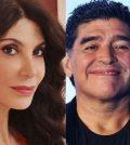 foto Carmen di pietro Maradona domenica live