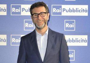 Foto Fabio Fazio a Che tempo che fa