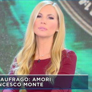foto Federica Panicucci a Mattino 5