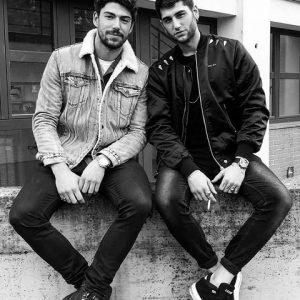 foto Ignazio Moser con Jeremias Rodriguez