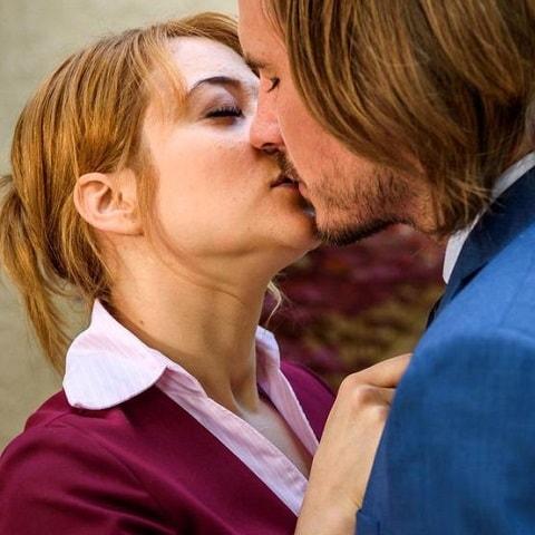 foto Tempesta d'amore Rebecca e William
