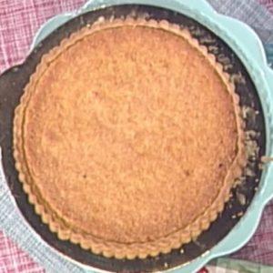 foto torta al cocco