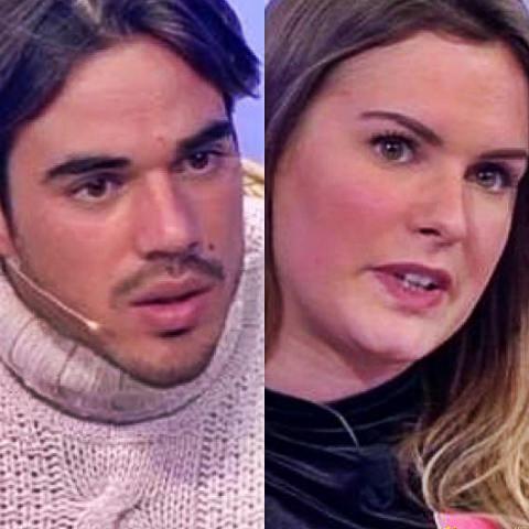 foto uomini e donne nicolò brigante Marta pasqualato