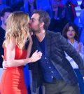 Foto del bacio tra Lagerback e Bossari a Verissimo 2018