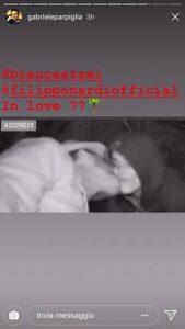 foto bacio nardiatzei