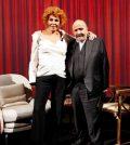foto Ornella vanoni maurizio costanzo l'intervista