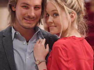 foto William e Ella Tempesta d'amore
