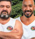 foto franco terlizzi amaurys perez rissa l'isola dei famosi