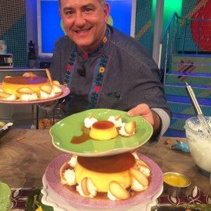 foto creme caramel vaniglia e limone