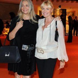 foto Mara Venier e Antonella Clerici
