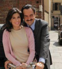 Foto Questo nostro amore 80 Anna Valle e Neri Marcorè