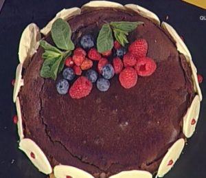 Foto torta putiferio La prova del cuoco