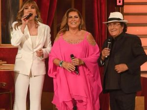 Foto Al Bano Romina Power Milly Carlucci