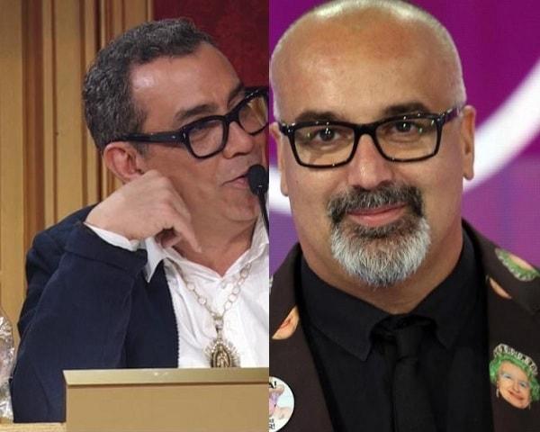 foto Giovanni Ciacci e Guillermo Mariotto