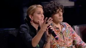 foto heather parisi contro rudy zerbi