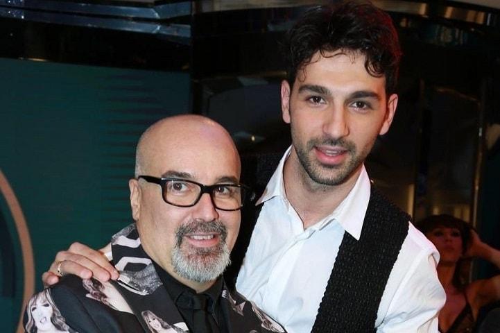 Foto Raimondo Todaro e Giovanni Ciacci a Ballando con le stelle
