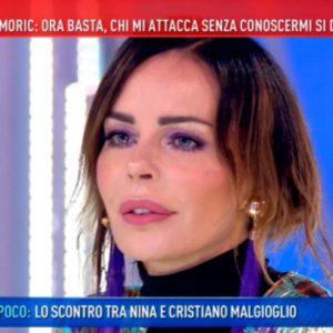 foto nina moric fugi favoloso Fabrizio corona