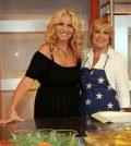 Foto Anna Moroni e Antonella Clerici lasciano La prova del cuoco