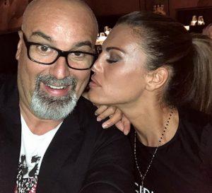 foto Bianca Guaccero e Giovanni Ciacci