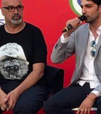 foto Giovanni Ciacci e Raimondo Todaro