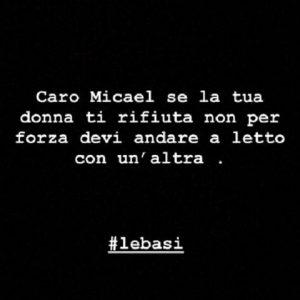 foto post di Sara Affi Fella su Michael