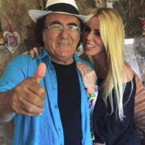 foto albano carrisi e loredana lecciso sono tornati insieme storie italiane