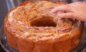 Foto ciambellone di mele Ricette all'italiana