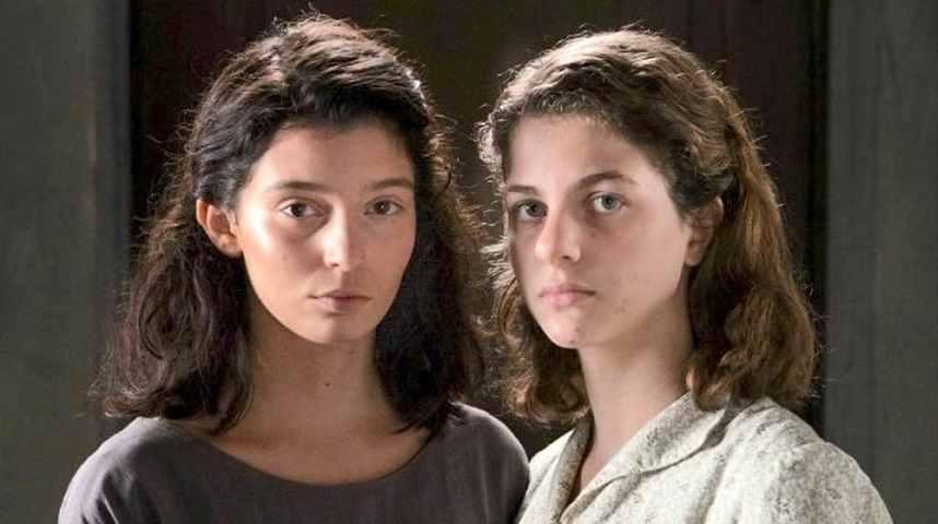 Foto L'amica geniale Elena e Lila adolescenti