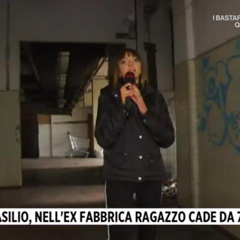 foto storie italiane Eleonora Daniele Roberta Spinelli inviata aggredita