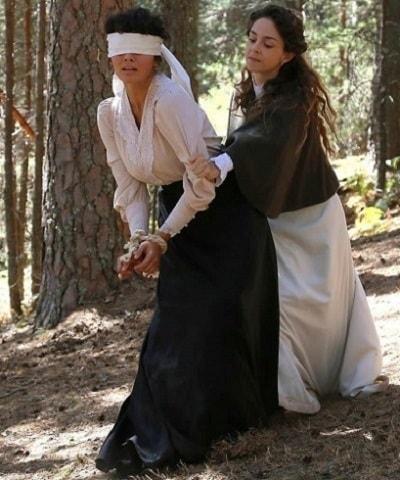 foto Blanca e Olga Una Vita