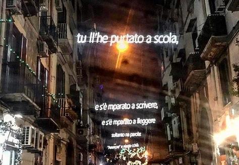 foto Paola Barale a Napoli