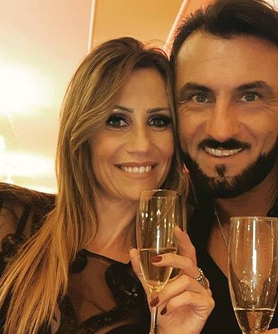 foto Sossio e Ursula brindisi