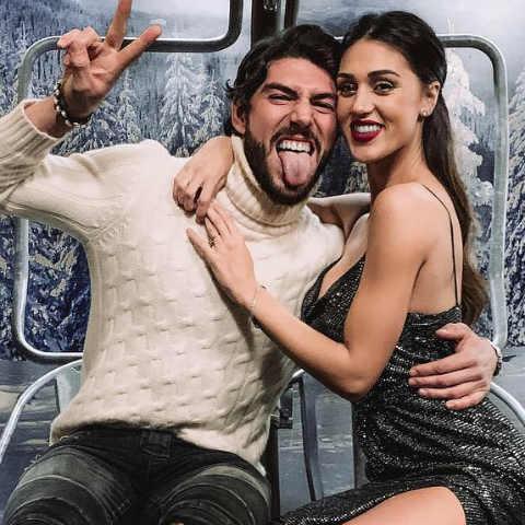 foto Cecilia Rodriguez Ignazio Moser non si sposano