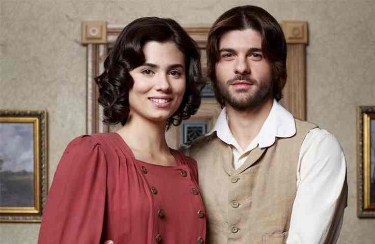 Foto Il Segreto Maria e Gonzalo