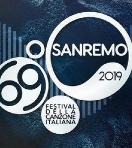 foto logo Sanremo 2019