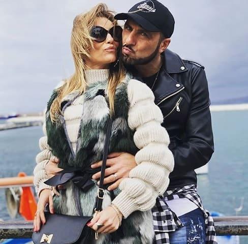 foto Sossio e Ursula al mare