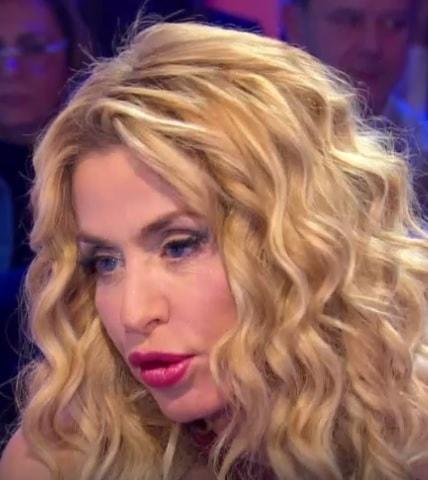 foto Valeria Marini vita in diretta