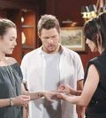 Foto Beautiful Hope, Liam e Steffy