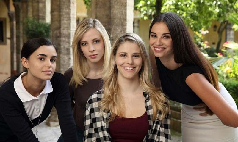 Foto Che Dio ci aiuti 5 cast donne