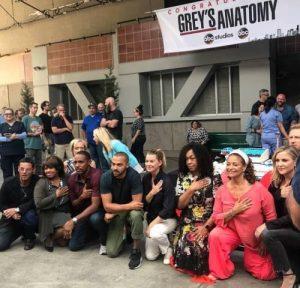 Foto Grey's Anatomy Record