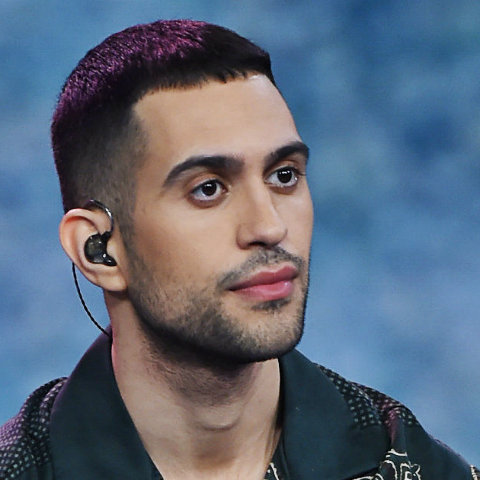 foto mahmood padre classifica