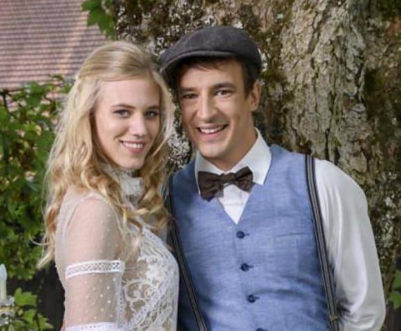 foto Alicia e Viktor