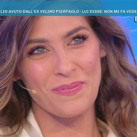 foto Ariadna Romero domenica live Pierpaolo pretesi