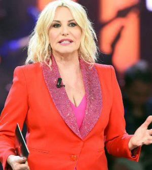 foto ascolti Sanremo Young uomini e donne la scelta Antonella Clerici
