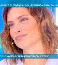 foto Fernanda Lessa domenica live