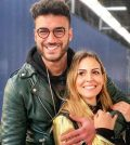 foto Lorenzo e Claudia a Milano